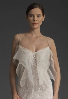 Victoria Kyriakides Bridal Collection, Torrents d'amour Greek Fashion, Bridal Collection, Fashion Designers, Cold Shoulder Dress, Victoria, Dresses, Vestidos, Greece Fashion, Dress