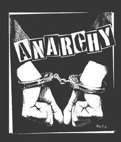Anarchist...divided factions