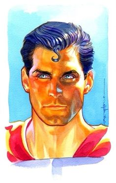 Superman by Brian Stelfreeze