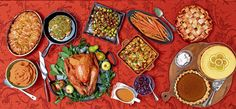 Timeless Thanksgiving recipes from NYT Cooking for a holiday feast to serve 10 to 12 guests.