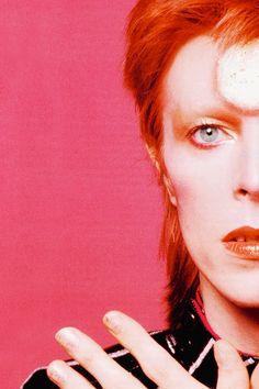David Bowie photographed by Masayoshi Sukita, 1973