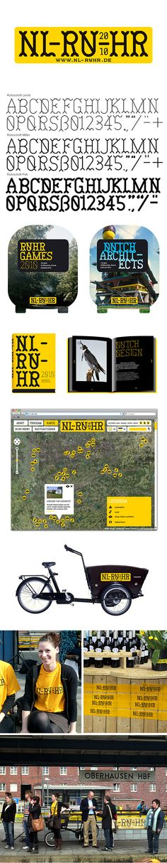 NL-Ruhr | Lava Graphic Design, Amsterdam