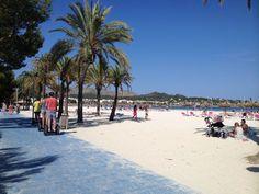 Alcudia Beach, North Mallorca beach guide