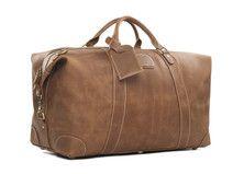 Leder Reisetaschen, Schultertaschen, Weekender
