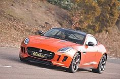 Jaguar F-Type (R) Driving Experience Probably the definitive sports car, the brand new F Type lsquo
