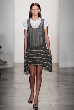 Timo Weiland Spring 2014 Ready-to-Wear Fashion Show