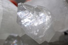 Ease anxiety with this Apophyllite crystal ritual #crystals
