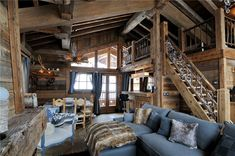 Magnificent chalet in the Swiss Alps