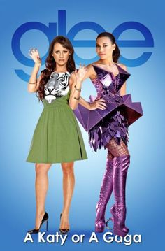 SOUND OFF: GLEE's Fabulous Feud Featuring Katy Perry & Lady Gaga : broadwayworld