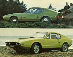 Saab Sonett III 1970.