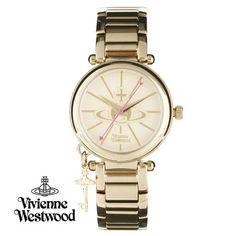 Vivienne Westwood オーブフェイスゴー腕時計