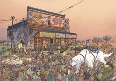 The Geof Darrow Limited Edition Korra Print is now for sale on the Nick.com store: http://at.nick.com/1BjHebS