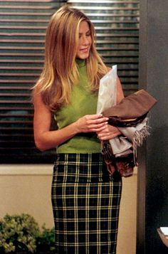 From the Tube to Your Office: How TV Career Women Influence Real At-Work Style - Friends from #InStyle