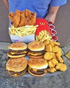 Bewitching Is Junk Food To Be Blamed Ideas. Unbelievable Is Junk Food To Be Blamed Ideas. I Love Food, Good Food, Yummy Food, Tasty, Sleepover Food, Junk Food Snacks, Food Goals, Aesthetic Food, Food Cravings