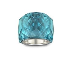 Nirvana Indicolite Ring - Jewelry - Swarovski Online Shop