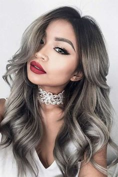 Are you looking for easy quick hairstyles that can make your mornings less busy and stressful? We have picked some easy quick hairstyles. Quick Hairstyles, Weave Hairstyles, Easy Hairstyle, Style Hairstyle, Hairstyles Haircuts, Ombre Hair, Balayage Hair, Haircolor, Colorful Hair