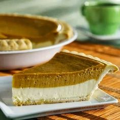Welcome Home Blog: ♥ Cheesecake Pumpkin Pie