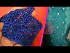 (4) تعلمي زواقة رائعة بالكروشي  | Crochet | أم سعد عبد الله - YouTube