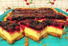Reteta culinara Cheesecake cu fructe de padure din categoria Prajituri. Cum sa faci Cheesecake cu fructe de padure Cheesecake, Yummy Food, Sweet, Desserts, Drinks, Kuchen, Candy, Tailgate Desserts, Drinking