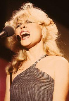 Debbie Harry: Photo by Brad Elterman