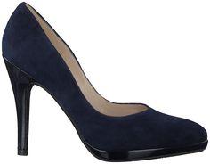 f4cba80067cea9 Blauwe PETER KAISER Pumps HERDI. Stiletto Heels ...