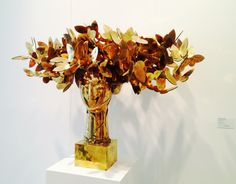 My favorite sculpture from manolo valdes