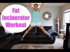 Post Thanksgiving Fat Incinerator Workout - YouTube