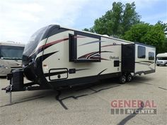 New 2016 Keystone RV Outback 298 RE Travel Trailer at General RV | Mt Clemens, MI | #124737