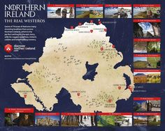 Game of thrones locations