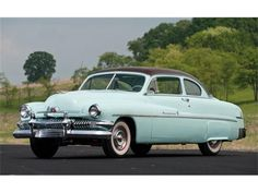 1951 Mercury Montery Coupe