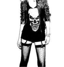 Resultado De Imagen Para Desenhos Tumblr Rockeiras Ropa Estilos