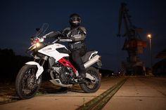 Moto Morini Granpasso 1200 Http://Lumenatic.com  #motomorini #granpasso #1200 #hannover #motorrad #motorbike #motorcycle #motorcyclephotography #enduro #strobist