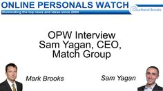 Interview with Sam Yagan, CEO of Match Group