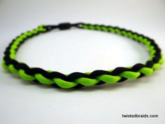 Necklaces / TWiSTED BRAiDS \ Paracord Bracelets - Necklaces - Wrist and Neck Lanyards