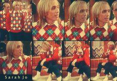 Tom on the Garry Shandling Christmas Show