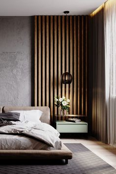 Modern Bedroom Ideas Contemporary Decor Inspirations Modern Bedroom Ideas Contemporary Decor Inspirations Zita Lukauske lukauske Interjero From futuristic lines to high limited editions you can nbsp hellip makeover style Hotel Bedroom Design, Master Bedroom Interior, Modern Master Bedroom, Modern Bedroom Decor, Minimalist Bedroom, Home Bedroom, Bedroom Ideas, Hotel Style Bedrooms, Lobby Design