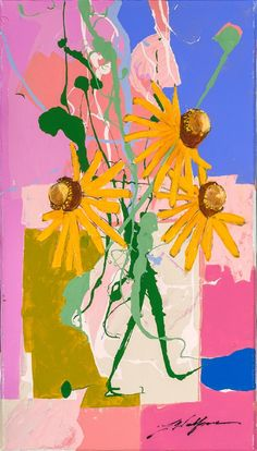 Decorate your luxury home with summer artwork from Yuval Wolfson. Start your art collection at Park West Gallery's live online auctions! Floral Artwork, Art Auction, Summer Flowers, Online Art, Flower Art, Park, Live, Luxury, Gallery