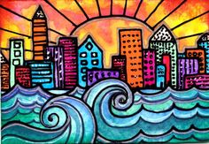 big city aceo