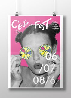 Electronic Music Festival - Posters, by DENA