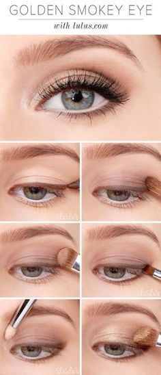 50 makeup tutorials for green eyes - amazing green eye makeup tutorials for work for prom for weddings for every day easy step by step diy guide for beautiful natural look- thegoddess.com\/makeup-tutorials-green-eyes