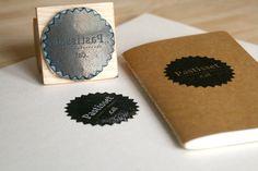 Handmade notebook de Pastisset.cat