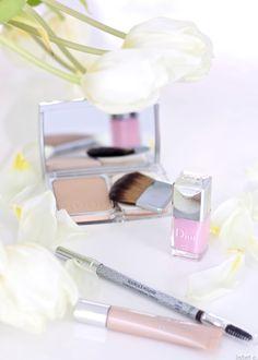 lisbet e.: dior makeup