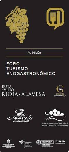 IV Foro Turismo #Enogastronómico.  #RiojaAlavesa http://riojaalavesa.blog.euskadi.net/iv-foro-turismo-enograstronomico IV. Turismo Enogastronomikoaren foroa. http://arabaerrioxa.blog.euskadi.net/iv-turismo-enogastronomikoaren-foroa