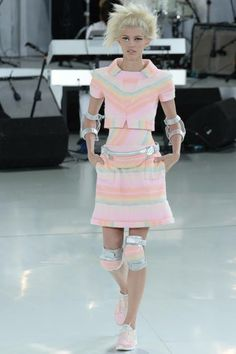 Chanel Spring-Summer 2014 Haute Couture