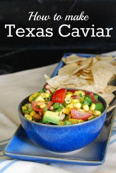 Texas Caviar... replace the BEPs with Black Beans. This has a dressing recipe with it (rather than using a mix...)