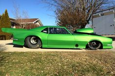 Thumbs up for Tyler Baisden's 1968 Chevy Camaro With a 632 Big Big Chevrolet and a Powerglide? #thumbsupthursday