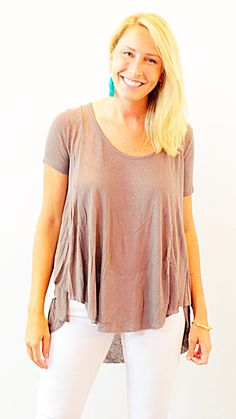 EASY TOP - OLIVE