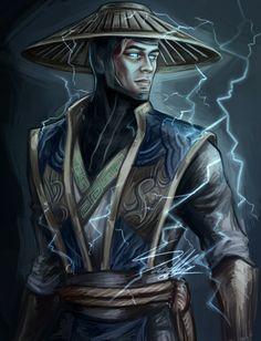 Raiden - Mortal Kombat Kollective