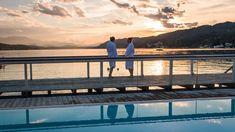 Wörthersee, Werzers, Badehaus Klagenfurt, Skiing, Mountains, Nature, Travel, Bathing, Ski, Naturaleza, Viajes