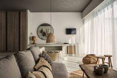 Bohemian way of life : on partirait bien chiller dans une suite de l'hôtel Casa Cook à Rhodes... #decor